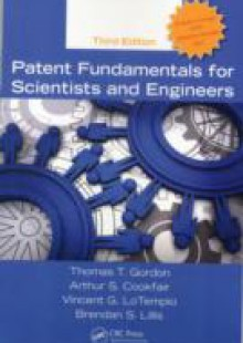 Обложка книги  - Patent Fundamentals for Scientists and Engineers, Third Edition