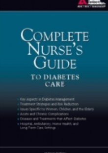 Обложка книги  - Complete Nurse's Guide to Diabetes Care