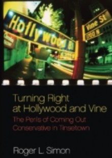 Обложка книги  - Turning Right at Hollywood and Vine