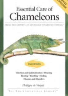 Обложка книги  - Essential Care of Chameleons