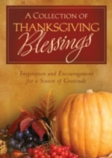 Обложка книги  - Collection of Thanksgiving Blessings