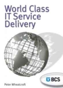 Обложка книги  - World Class IT Service Delivery