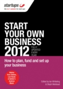 Обложка книги  - Start Your Own Business 2012
