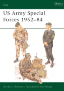 Обложка книги  - US Army Special Forces 1952 84
