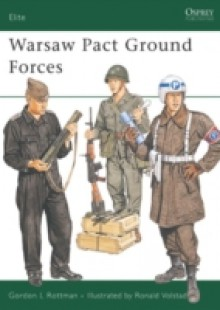 Обложка книги  - Warsaw Pact Ground Forces