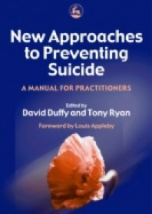 Обложка книги  - New Approaches to Preventing Suicide