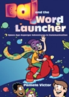 Обложка книги  - Baj and the Word Launcher
