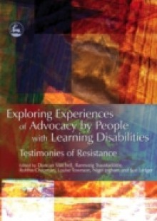 Обложка книги  - Exploring Experiences of Advocacy by People with Learning Disabilities