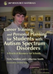 Обложка книги  - Career Training and Personal Planning for Students with Autism Spectrum Disorders