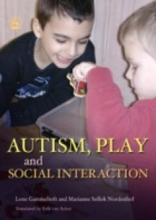 Обложка книги  - Autism, Play and Social Interaction