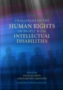 Обложка книги  - Challenges to the Human Rights of People with Intellectual Disabilities