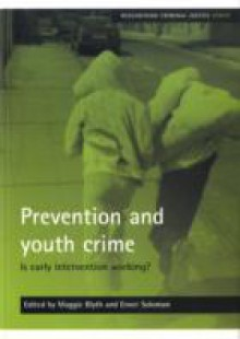 Обложка книги  - Prevention and youth crime