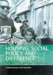 Обложка книги  - Housing, social policy and difference