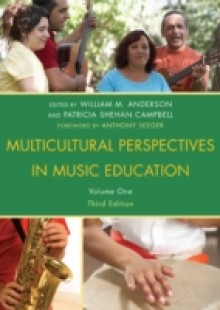 Обложка книги  - Multicultural Perspectives in Music Education