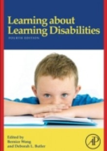 Обложка книги  - Learning About Learning Disabilities