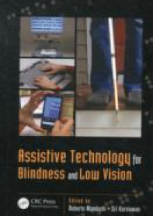 Обложка книги  - Assistive Technology for Blindness and Low Vision