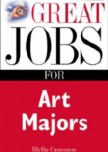 Обложка книги  - Great Jobs for Art Majors