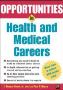 Обложка книги  - Opportunities in Health and Medical Careers
