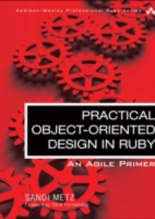 Обложка книги  - Practical Object-Oriented Design in Ruby