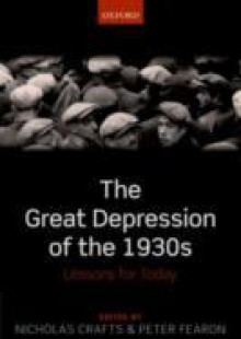 Обложка книги  - Great Depression of the 1930s: Lessons for Today