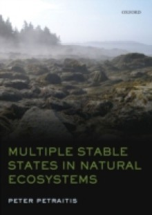 Обложка книги  - Multiple Stable States in Natural Ecosystems