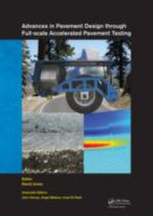 Обложка книги  - Advances in Pavement Design through Full-scale Accelerated Pavement Testing
