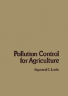 Обложка книги  - Pollution Control for Agriculture