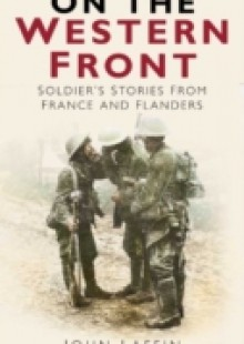 Обложка книги  - On the Western Front
