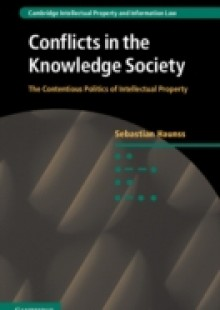 Обложка книги  - Conflicts in the Knowledge Society