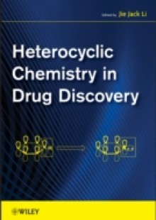 Обложка книги  - Heterocyclic Chemistry in Drug Discovery