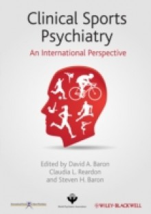 Обложка книги  - Clinical Sports Psychiatry