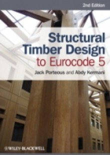 Обложка книги  - Structural Timber Design to Eurocode 5