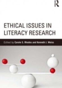 Обложка книги  - Ethical Issues in Literacy Research