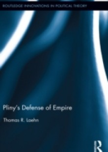 Обложка книги  - Pliny's Defense of Empire
