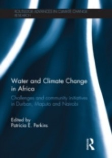 Обложка книги  - Water and Climate Change in Africa