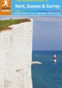 Обложка книги  - Rough Guide to Kent, Sussex and Surrey