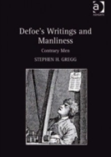 Обложка книги  - Defoe's Writings and Manliness