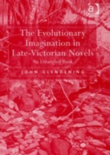 Обложка книги  - Evolutionary Imagination in Late-Victorian Novels