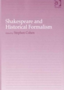 Обложка книги  - Shakespeare and Historical Formalism