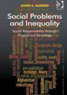 Обложка книги  - Social Problems and Inequality