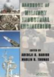 Обложка книги  - Handbook of Military Industrial Engineering