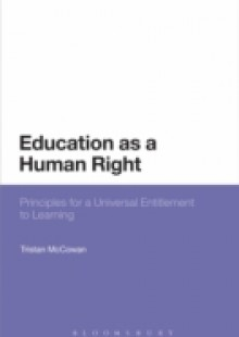 Обложка книги  - Education as a Human Right