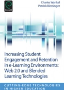 Обложка книги  - Increasing Student Engagement and Retention in E-Learning Environments