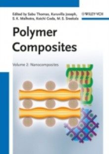 Обложка книги  - Polymer Composites, Nanocomposites