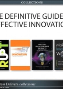 Обложка книги  - Definitive Guide to Effective Innovation (Collection)
