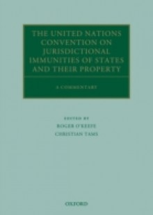 Обложка книги  - United Nations Convention on Jurisdictional Immunities of States and Their Property: A Commentary