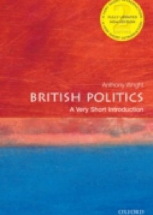 Обложка книги  - British Politics: A Very Short Introduction
