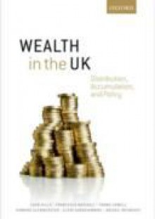 Обложка книги  - Wealth in the UK: Distribution, Accumulation, and Policy