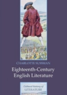 Обложка книги  - Eighteenth Century English Literature