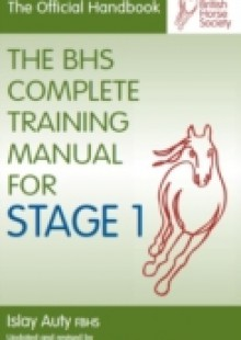 Обложка книги  - BHS COMPLETE TRAINING MANUAL FOR STAGE 1